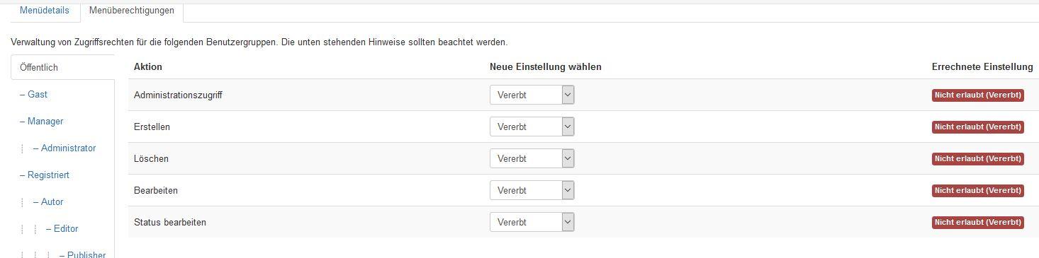 Main Menü verschwunden - Templates und Design - Joomla.de ...